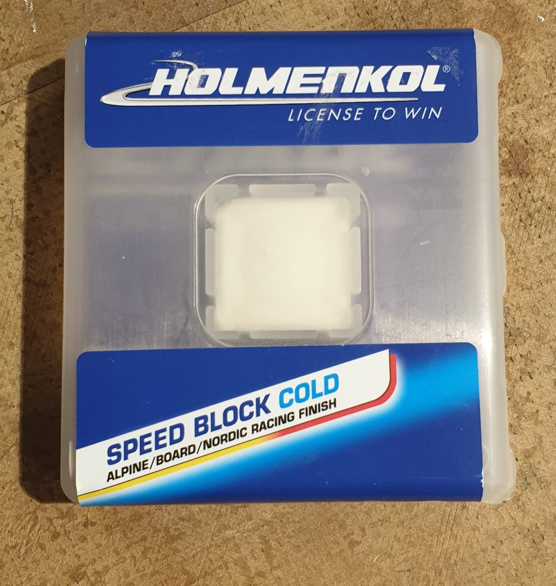 Produktbild Holmenkol Speed Block Cold