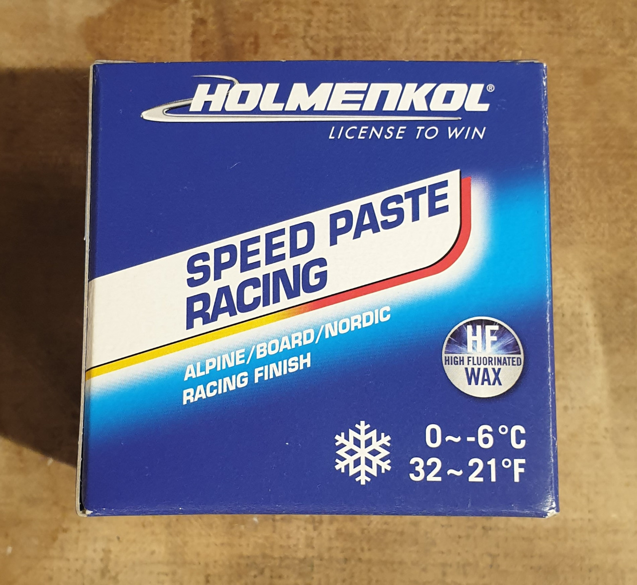Produktbild Holmenkol Speed Paste Racing