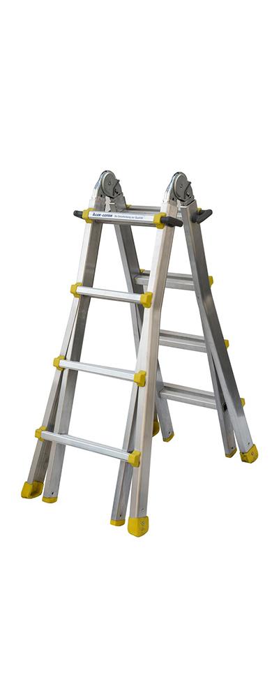 Produktbild Teleskopleiter 954204-954205
